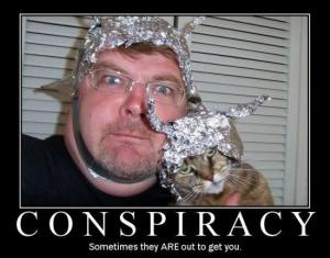 Climate Troll Tip: Conspiracy theories are a tried and true method for building your audience on the Internet.