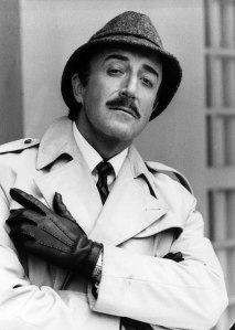 The crooks never sleep and neither does Clouseau.