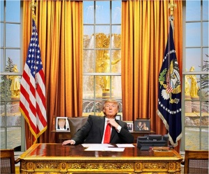 Donald-Trump-as-President-of-the-United-States-in-Oval-Office